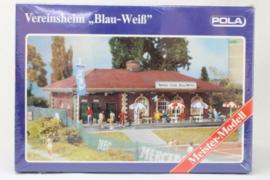 """632 Vereinsheim """"Blau-WeiB"""""""
