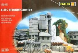 Faller 130951 Altes Betonmischwerk