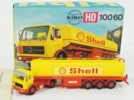 Kibri Shell vrachtwagen