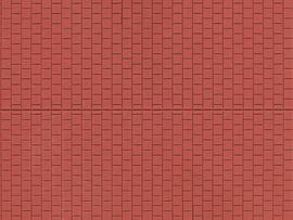 52424 Voetpad rood