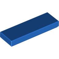Tegel 1 x 3 Blauw
