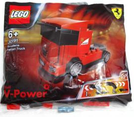 30191 Scuderia Ferrari Truck (Polybag)
