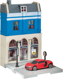 Herpa Bank + Audi R8