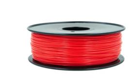 Fillament 1.75mm ABS 1KG Rood