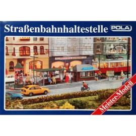 676 StraBenbahnhaltestelle
