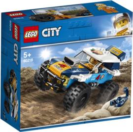 60218 Woestijn Rallywagen
