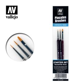 Vallejo Startset 3/0 , 1 , 4