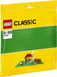 10700 Groene bouwplaat Lego