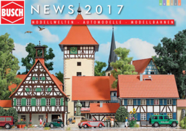Busch News 2017 Duits