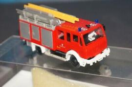 Preiser brandweer