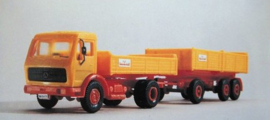 Kibri vrachtwagen