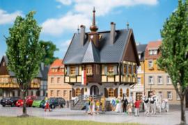 12350 Historisch stadhuis