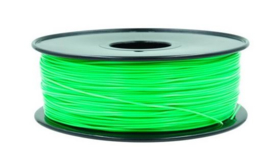 Fillament 1.75mm ABS 1KG Groen
