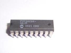 PIC16C84-04