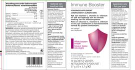 Immune booster Wilde bessen 10 zakjes à 3,7g