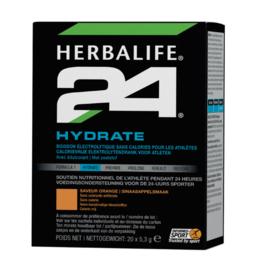 Hydrate Sinaasappelsmaak 20 zakjes van 5,3 gr (1433)