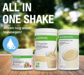 Herbalife All in One programma