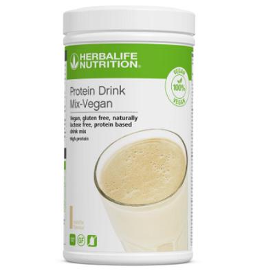 Vegan Proteïnedrank mix vanille