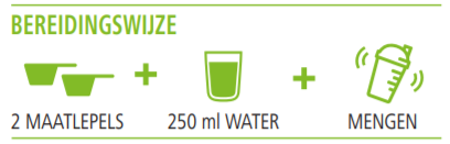 Herbalife Iced Coffee bereidingswijze