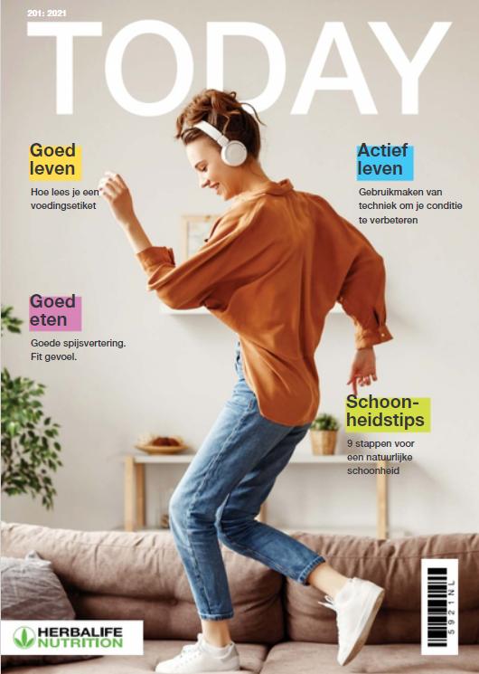 Herbalife today magazine