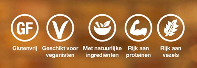 De nieuwe generatie Herbalife Producten is volledig Vegan