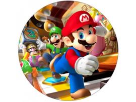 Mario rond 18cm