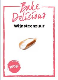 Wijnsteenzuur 100 gram
