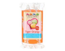FunCakes Rolfondant -Tiger Orange- 250g