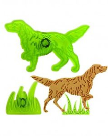 Dog & Grass Cutters