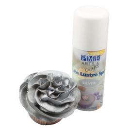 Silver Edible Lustre Spray 100ml