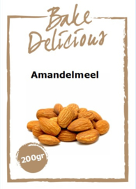 Amandelmeel 200 gram