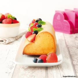 Cakevorm silicone Casa Love