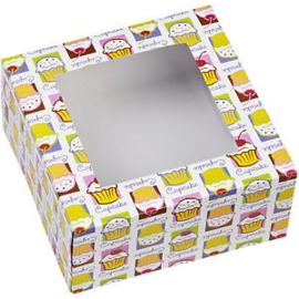 Wilton Cupcake Heaven Cupcake 4 Box set/3