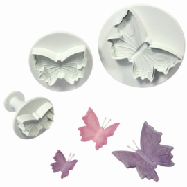 PME Butterfly Plunger Cutter set/3