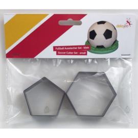 Dekofee Voetbal Uitsteker Set/2