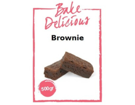 Bake Delicious - Brownie 500gr
