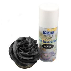 Black Edible Lustre Spray 100ml