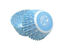 SK Mini bakpapiertjes Blauw pk/50