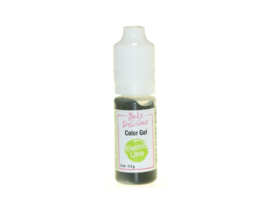 Bake Delicious Color Gel Electric lime 10ml