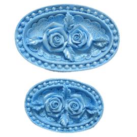 rose medallions