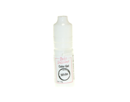 Bake Delicious Color Gel White 10ml