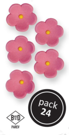 Large Pink Blossoms (24/Pk)