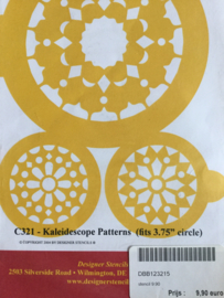 Kaleidoscoop patterns