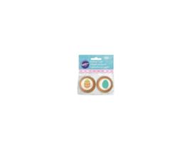 Wilton Easter Eggs 100 ct Mini Baking cups