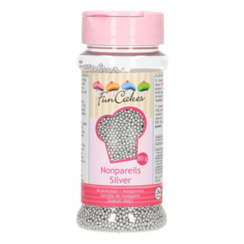 FunCakes Musketzaad -Zilver- 80g