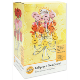 Wilton Lollipop and Treat Stand – 6 x 14 inches – Holds 18