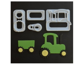 FMM Tractor Cutter Set