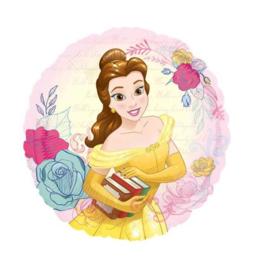 Belle en het beest rond 18cm