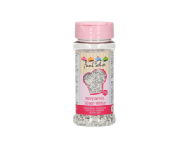 FunCakes Musketzaad -Zilver-Wit- 80g