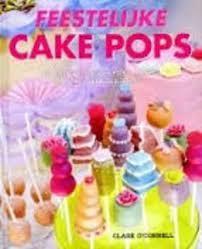 Feestelijke Cake Pops